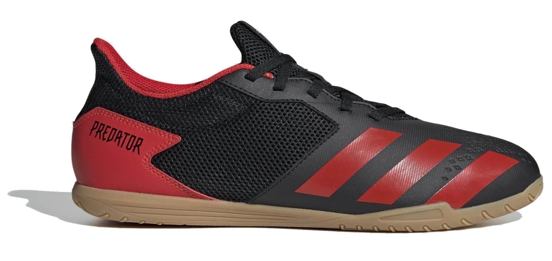 Levně Adidas Predator 20.4 IN Mens 46 Červená 46 2/3 EUR