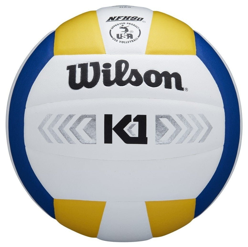 Wilson K1 Silver Volleyball