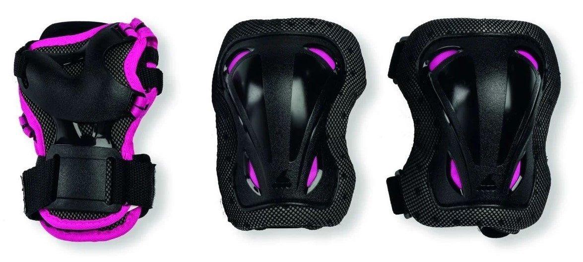 Levně Rollerblade Skate Gear 3 Pack Junior 400