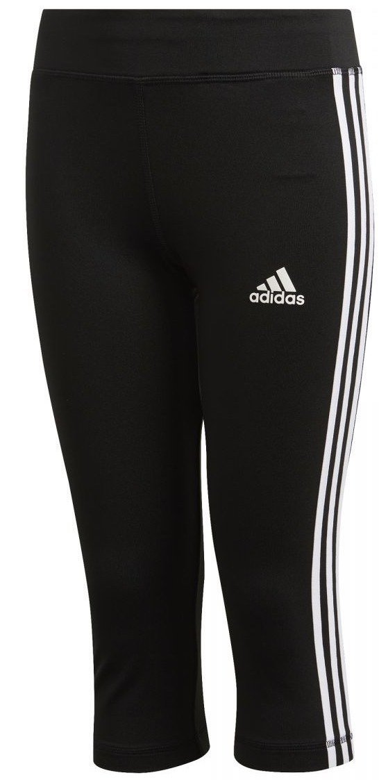 Adidas Youth Girls Equipment 3S 3/4 Tight 116