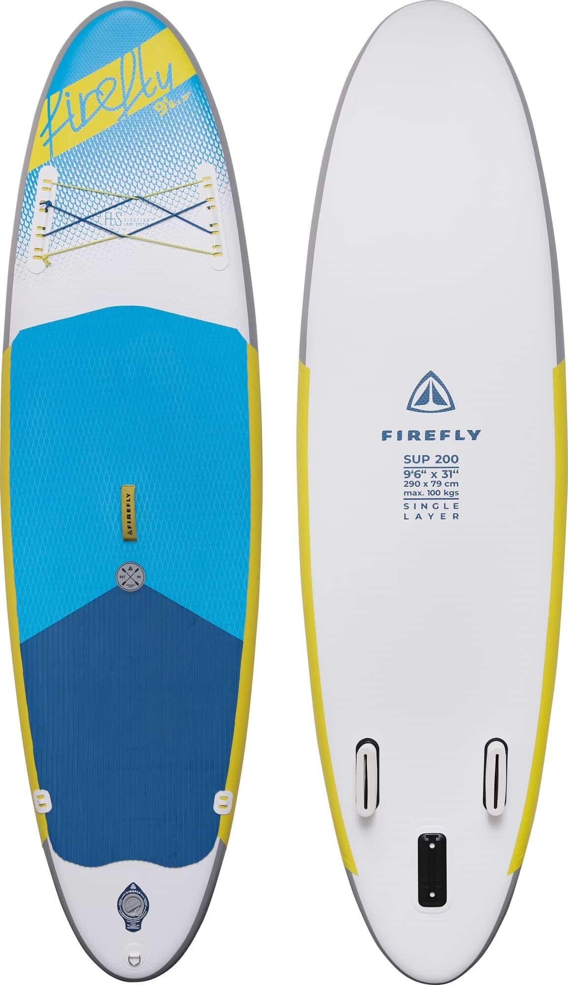 Firefly ISUP 200 II Stand Up Paddle Set