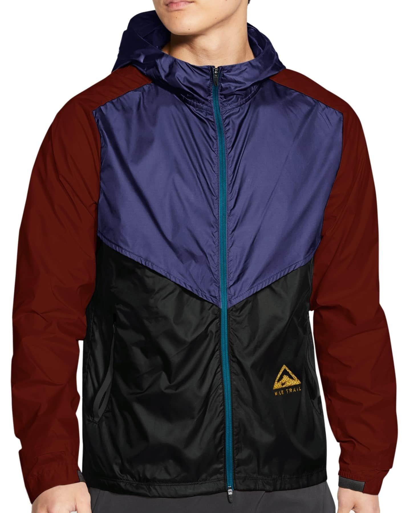 Nike Windrunner Trail Running Jacket M S