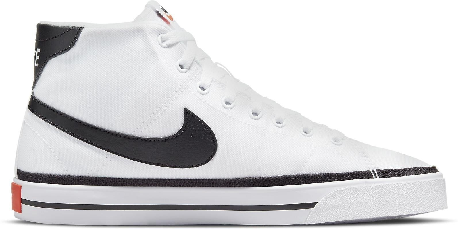 Nike Court Legacy Canvas Mid M