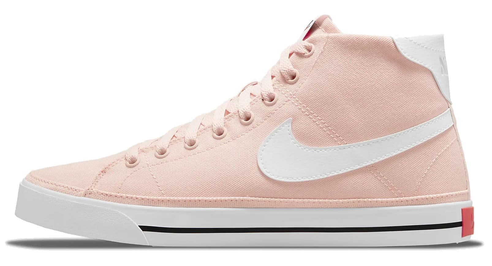 Nike Court Legacy Canvas Mid W