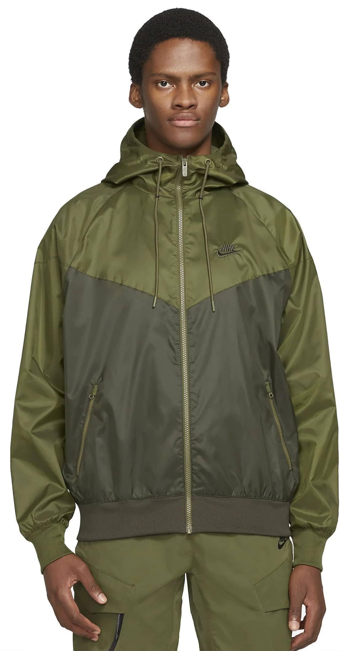 Nike Windrunner Hooded Jacket M M