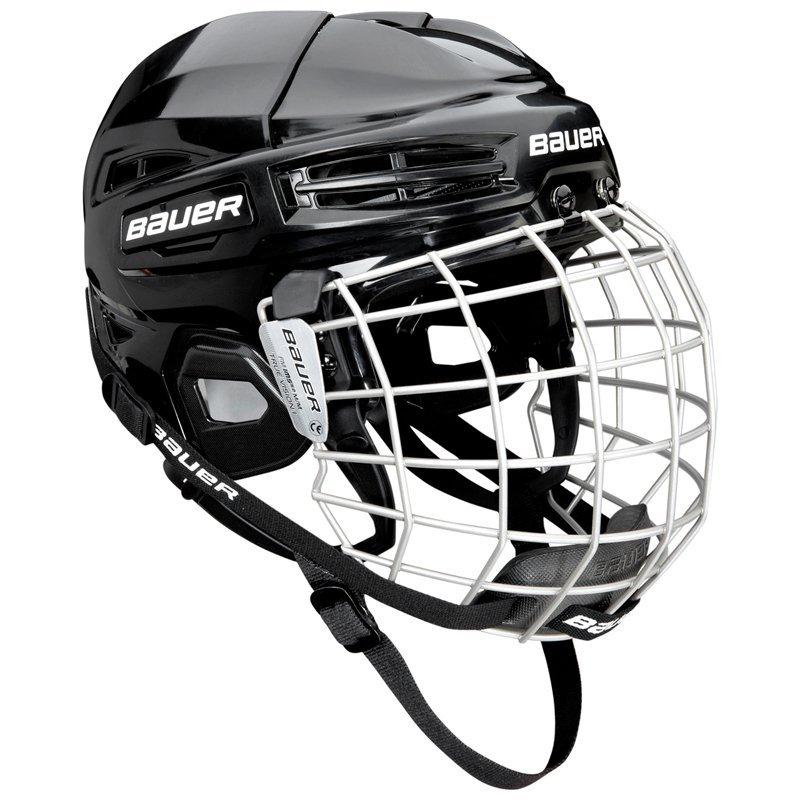 Hokejová helma Bauer IMS 5.0 Combo SR