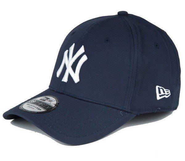 New Era 3930 MLB League Navy White S