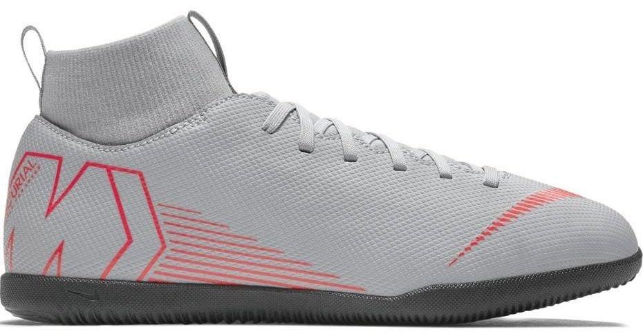 Nike Mercurial Superflyx 6 Club IN JR. Šedá 33,5 EUR